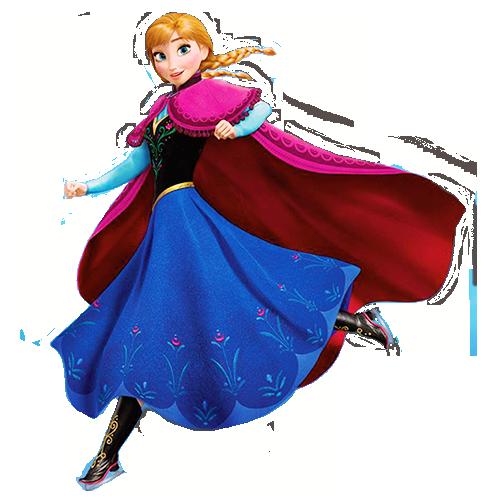 Transparent Princess Anna Холодное сердце анна, Дисней