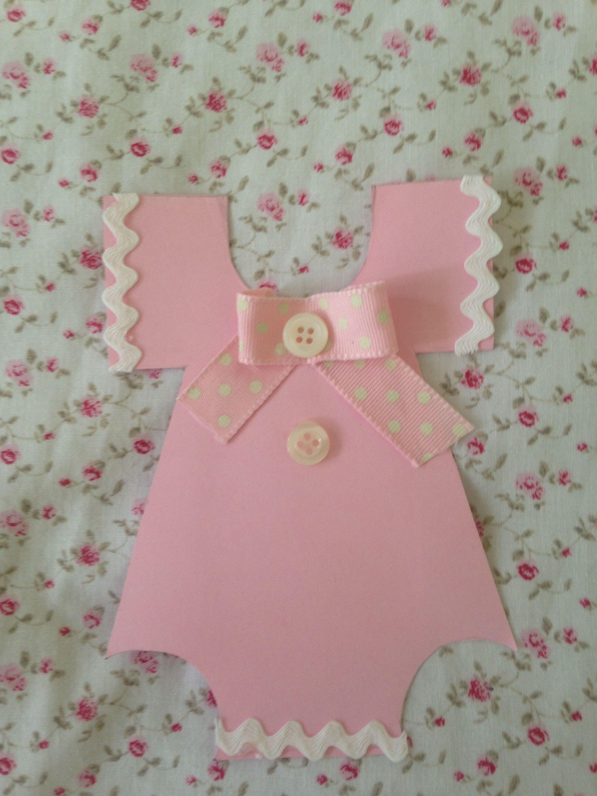 Beautiful pink invites #babyshower #pink