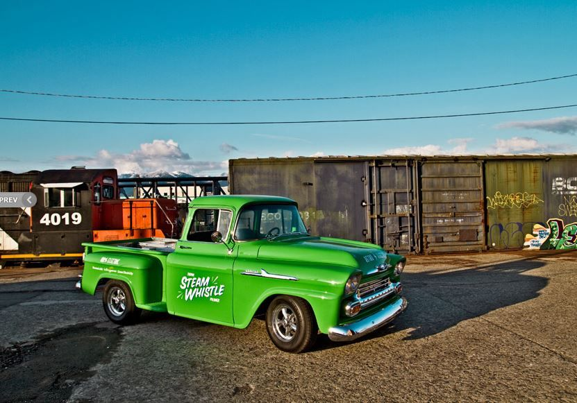 Toronto Brewery Reuses Classic Cars Runs On Clean Energy New