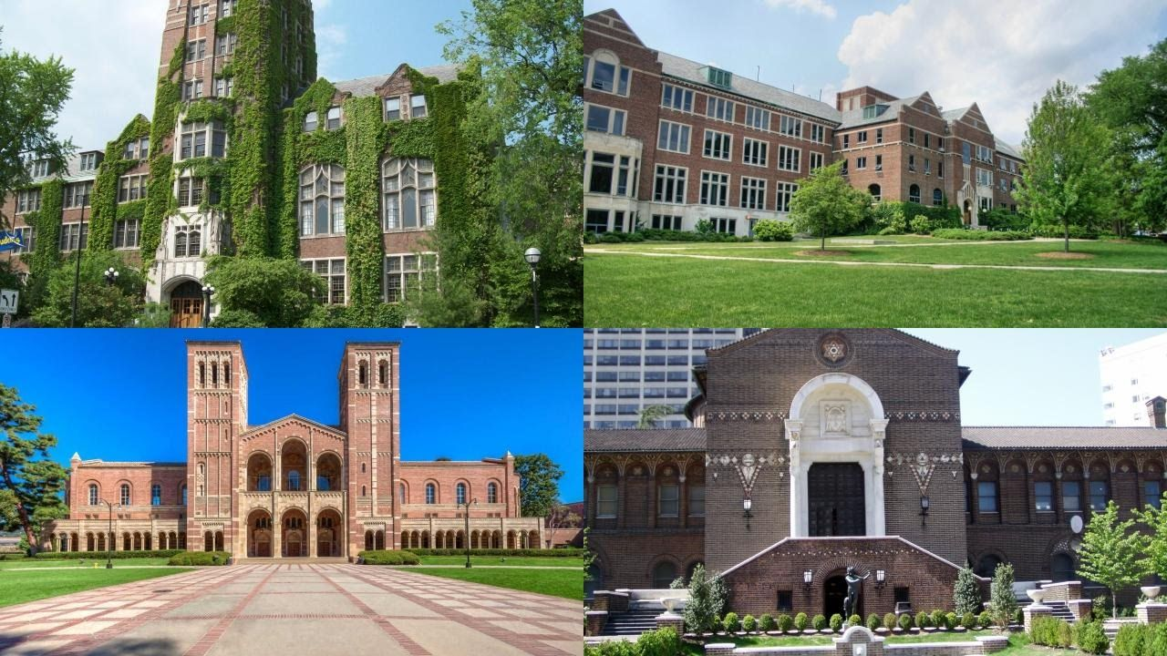 19 BEST GRADUATE SCHOOLS FOR HIGHER EDUCATION ADMINISTRATION