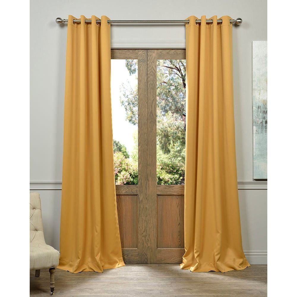l blackout curtains gold antique x lavish curtain black mila polyester home drapes w out g p in