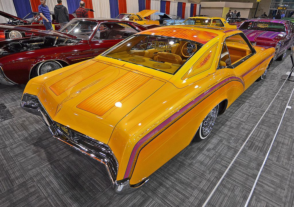 Chicano Style Painted Cars Custom Cars Paint Classic Cars Trucks Lowriders
