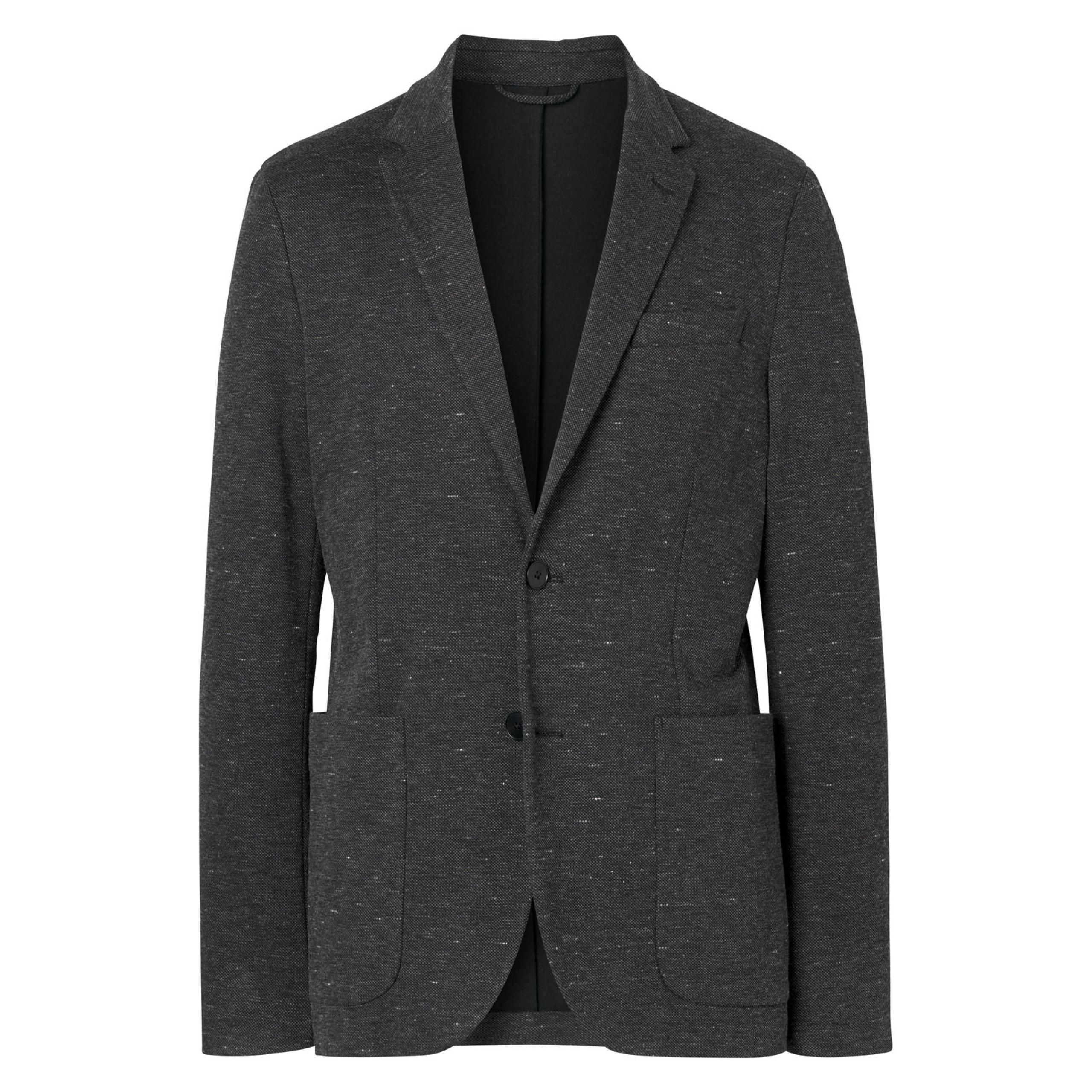 Black Jersey Travel Blazer men | GANT USA Store