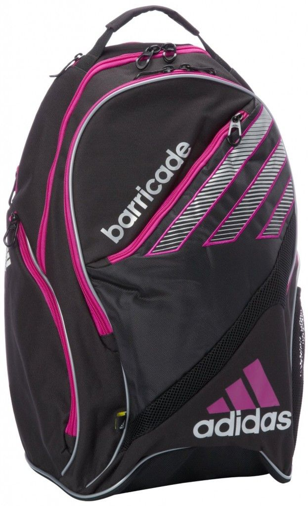 06fadb6c540c Adidas Barricade II Tennis Racquet Backpack Review