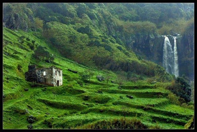 Lugares Mágicos da Região Autónoma dos Açores, Portugal.