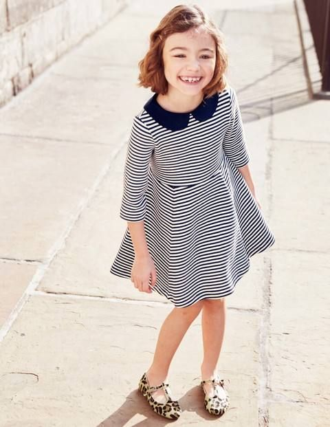 981c3e4c02c Boden Stripy Skater Dress