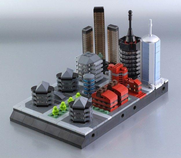 Marvelous microscale metropolis