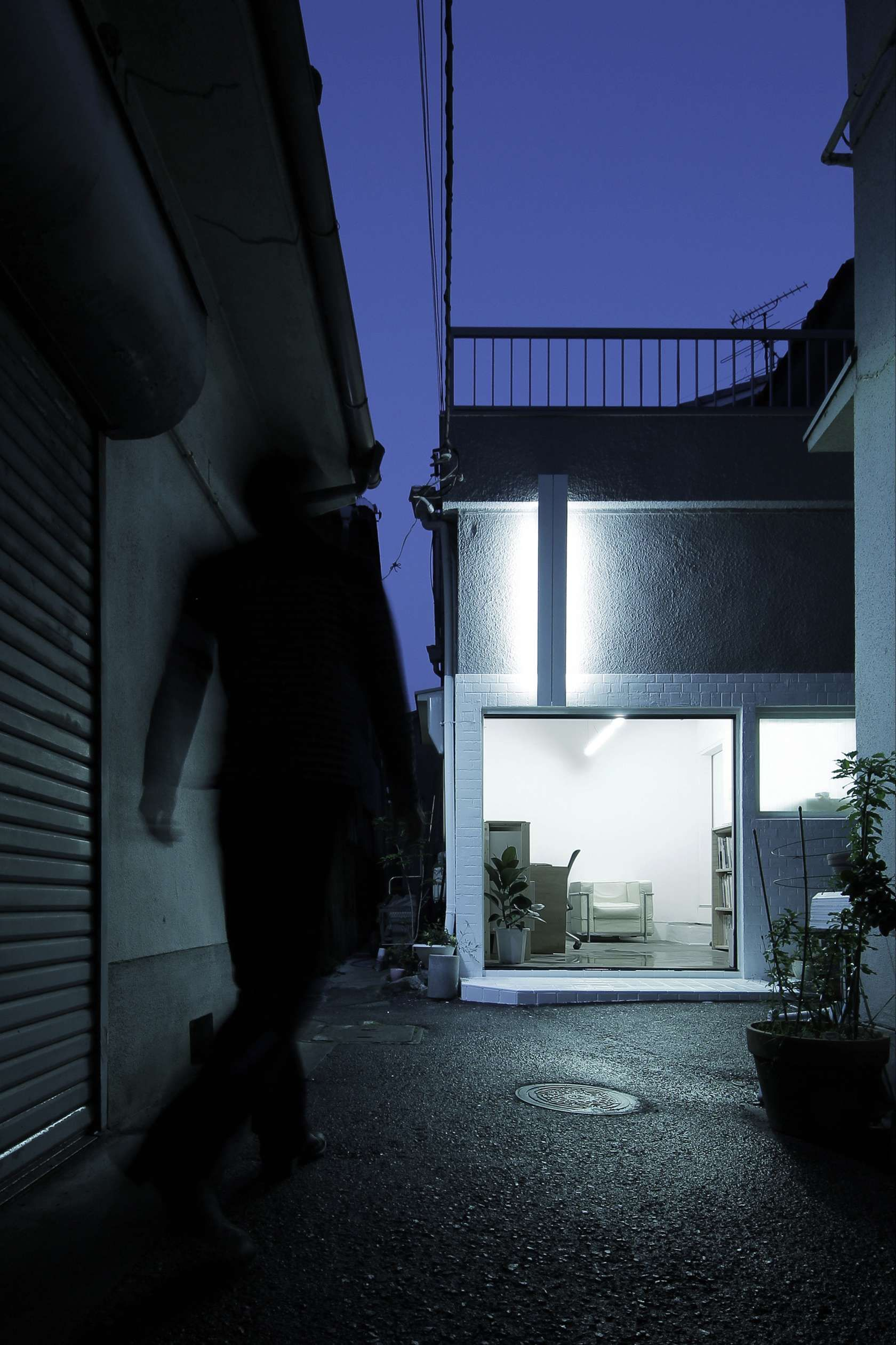 House for Installation by Jam