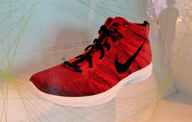 7ad39569 Nike Lunar Flyknit Chukka | Shoe Fetish for Guys | Pinterest | Zapatos