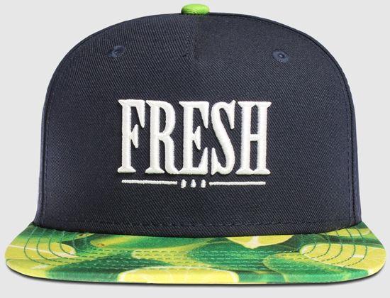 "CAYLER & SONS ""Fresh"" Snapback Cap"