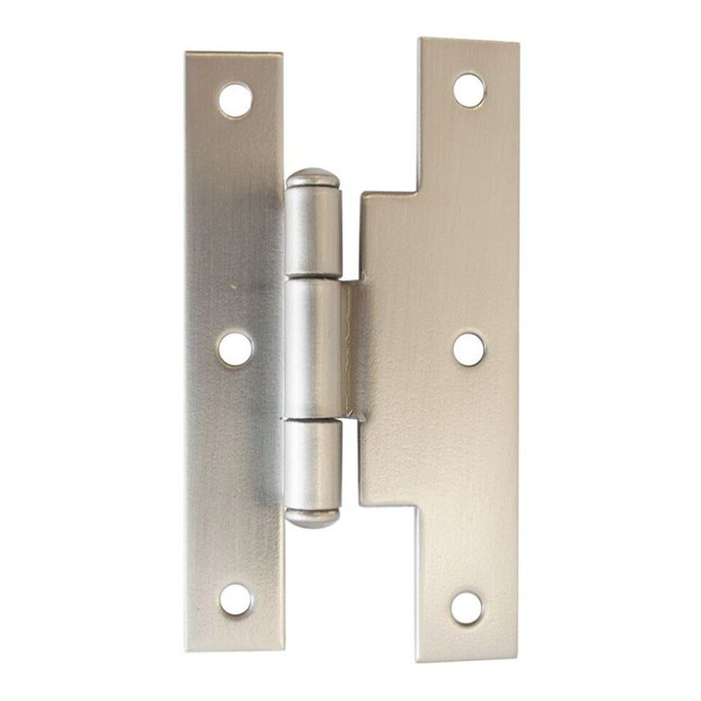 H Style Hinge 3 8 Offset Square Corner H Style Hinges For Cabinets Corner Cabinet Hinges