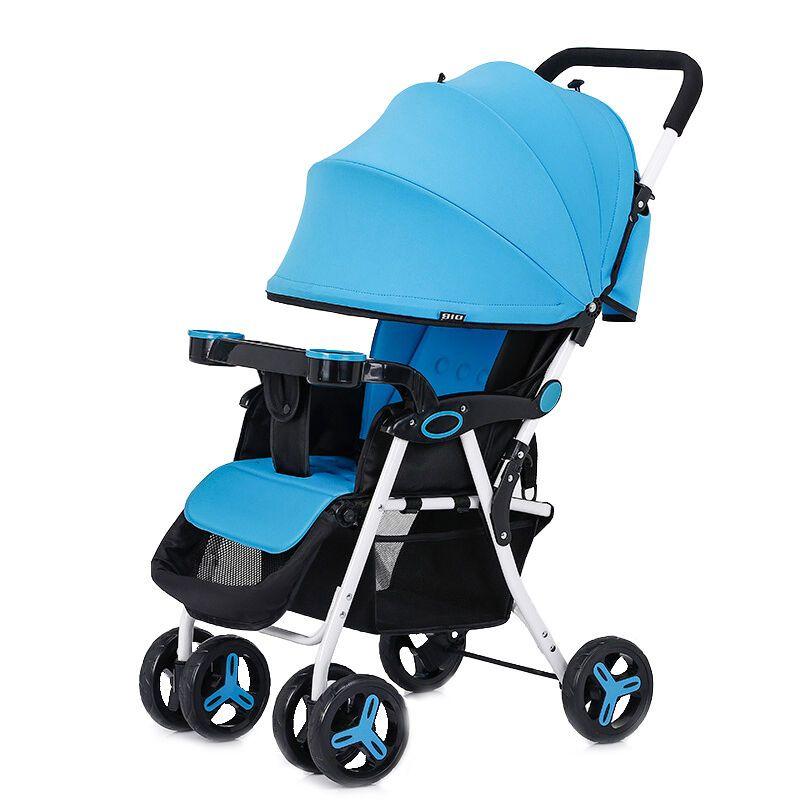 Lightweight Umbrella Stroller Baby Toddler Travel Four