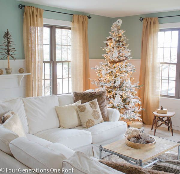 Goods Home Design: Holiday Decorating With Home Goods {stylescope Quiz