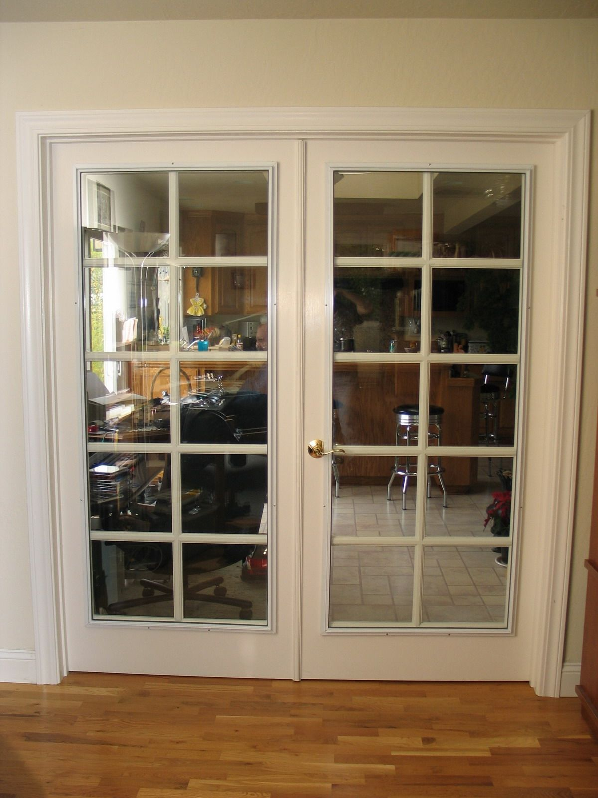 Internal French Doors With Glass Panels Glass Doors Pinterest