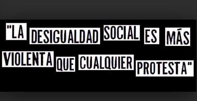 Desigualdad Social Frases De Justicia Social Frases