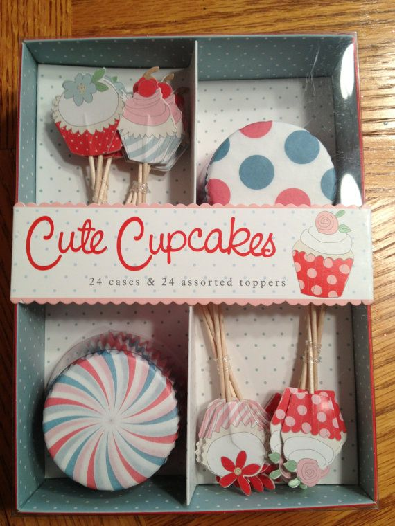Cute Cupcakes Cupcake Kit