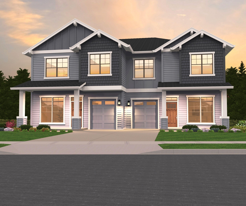 Glenview house plan two story craftsman duplex by mark stewart also bloxburg designs plans ideas in rh pinterest