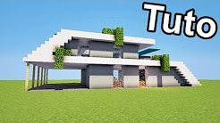 comment faire une maison dans minecraft - YouTube   minecraft ...