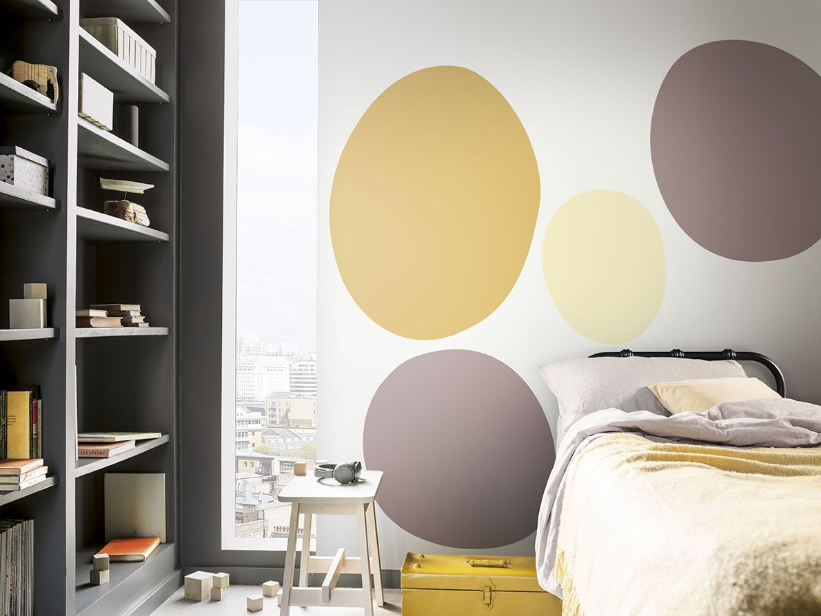Dulux Kids Bedroom In A Box: The Playful Home Palette Kids