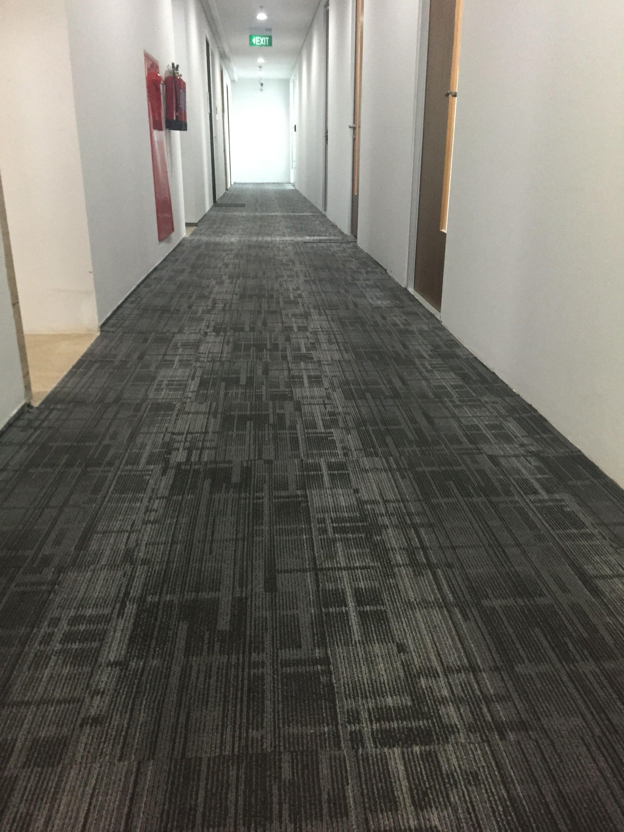 Lead The Way With Carpets Tiles Featuring A Recent Carpet Job At Menara Metropolitan Jakarta Office Building Carpet Design Condo Design Buying Carpet