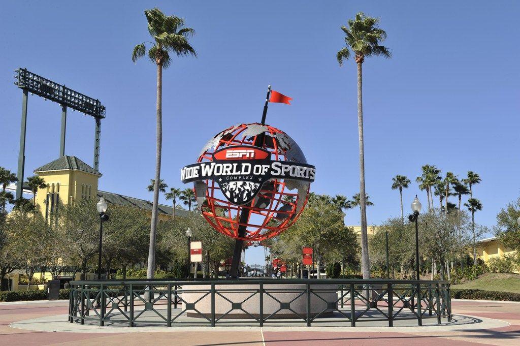 NBA pode realizar seus jogos no ESPN Wide World of Sports