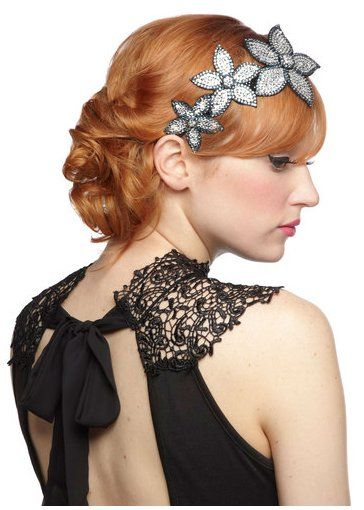 flapper hairstyles pictures