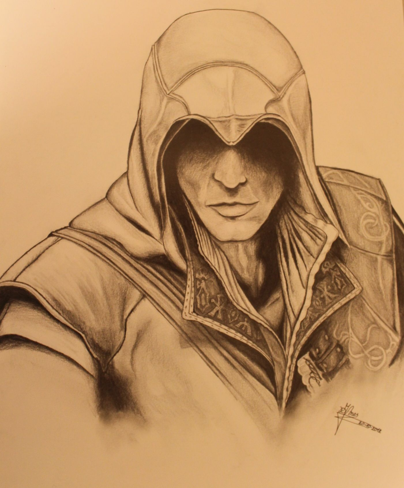 Ezio Auditore Da Firenze All Credit Goes To That Dirk Guy