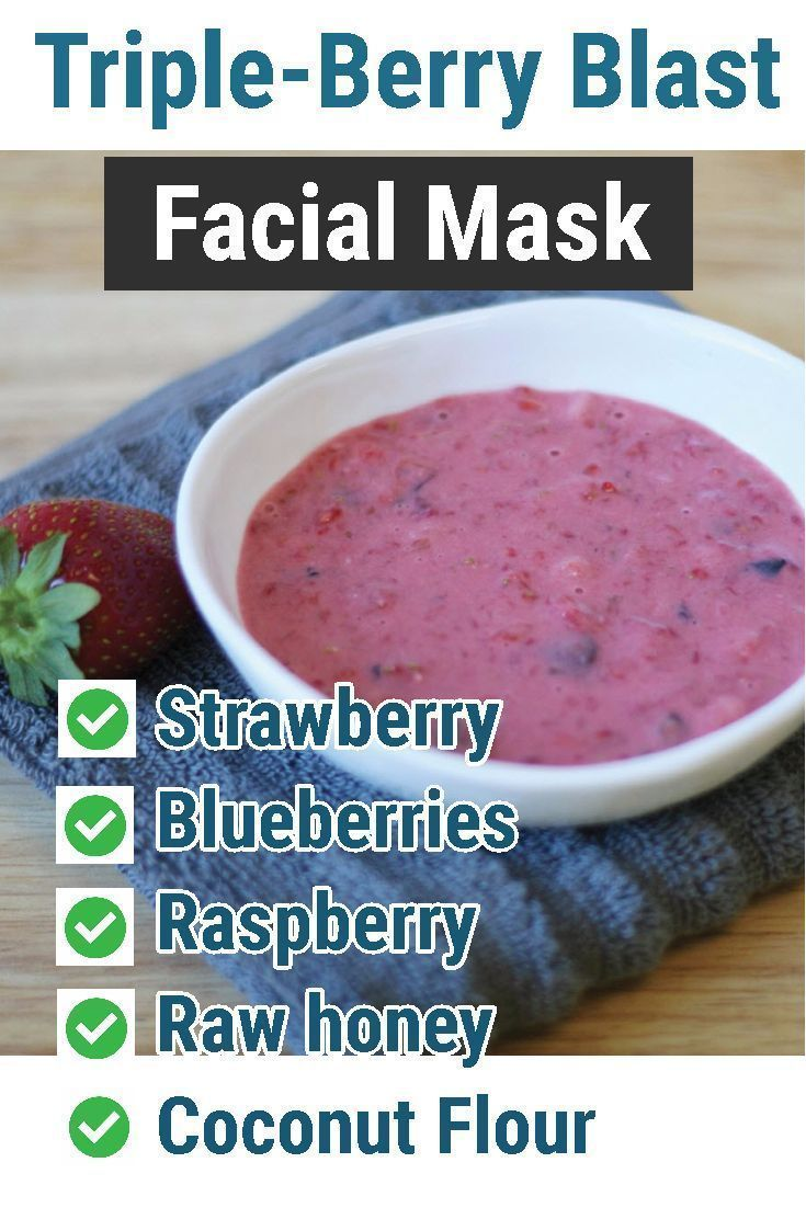 Photo of This mask works wonders to improve environmentally damaged or maturing skin and …