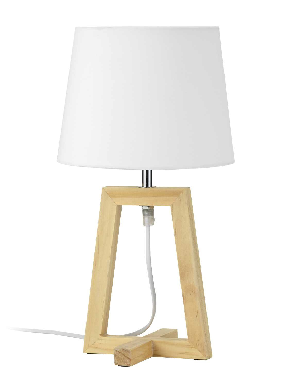 Lampe A Poser Laurie Naturel Avec Images Lampe A Poser Lamp