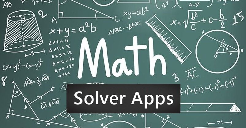 (12+) Best Math Solver Apps For Android (2019) Math