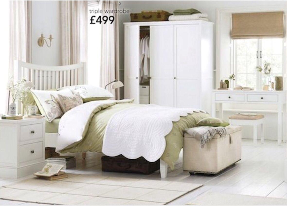 Triple hove wardrobe next master bedroom pinterest master