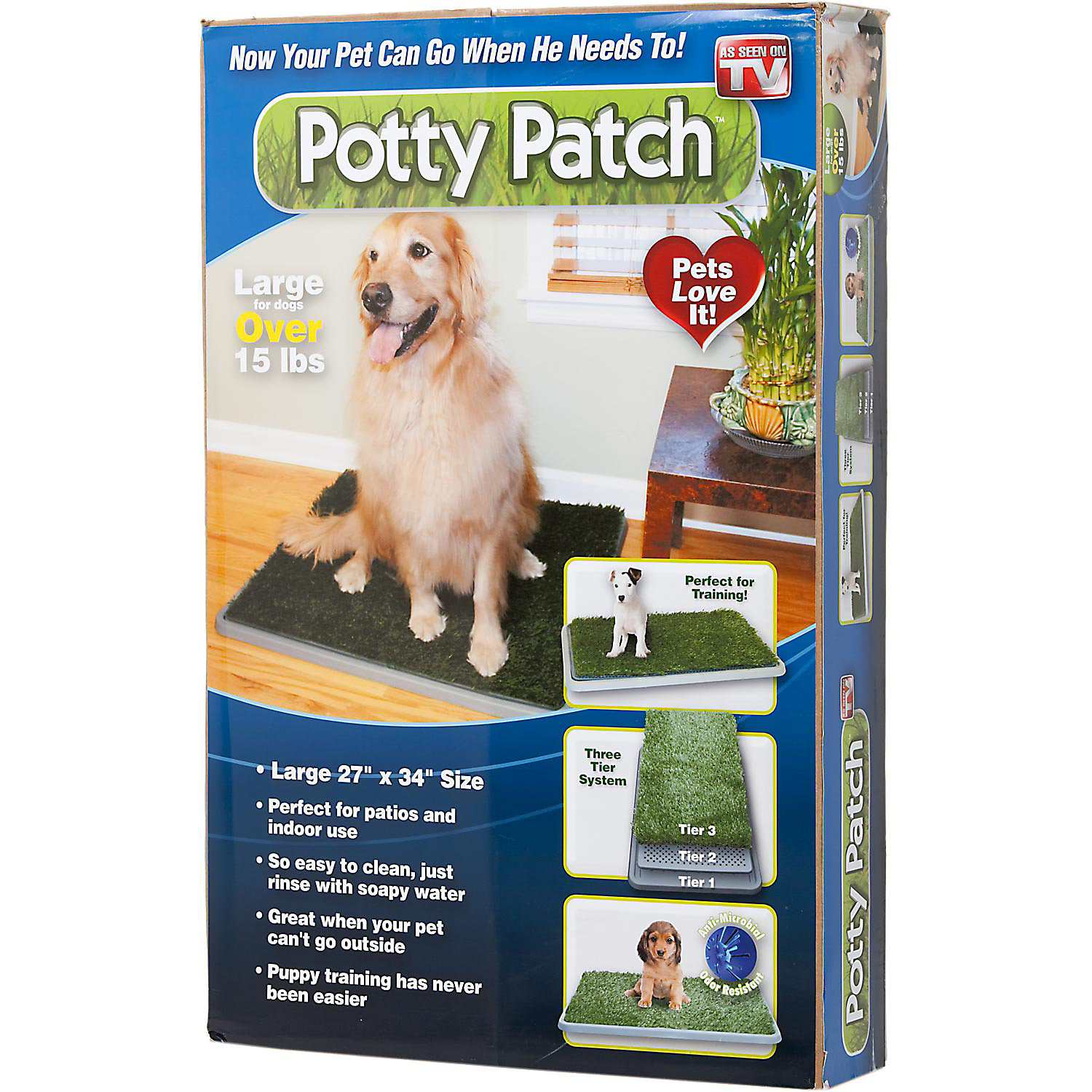 Potty Patch As Seen On Tv Products In 2019 Indoor Dog Potty