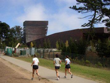 de Young Museum of Art - Golden Gate Park