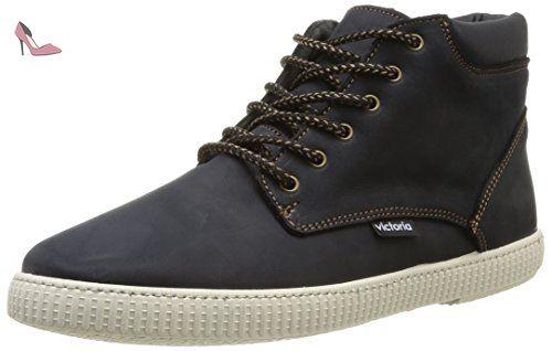 106765, Chaussures hautes mixte adulte, Marron, 45 EUVictoria
