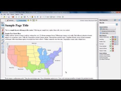 Video tutorial share and publish interactive html5 map download video tutorial share and publish interactive html5 map download free demo at http gumiabroncs Gallery