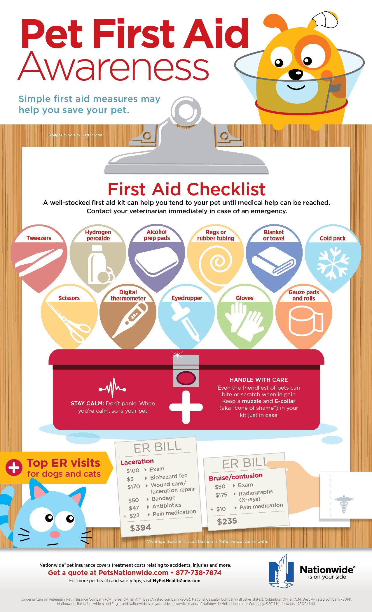 Pet First Aid Infographic Pets First Pets Cat Care