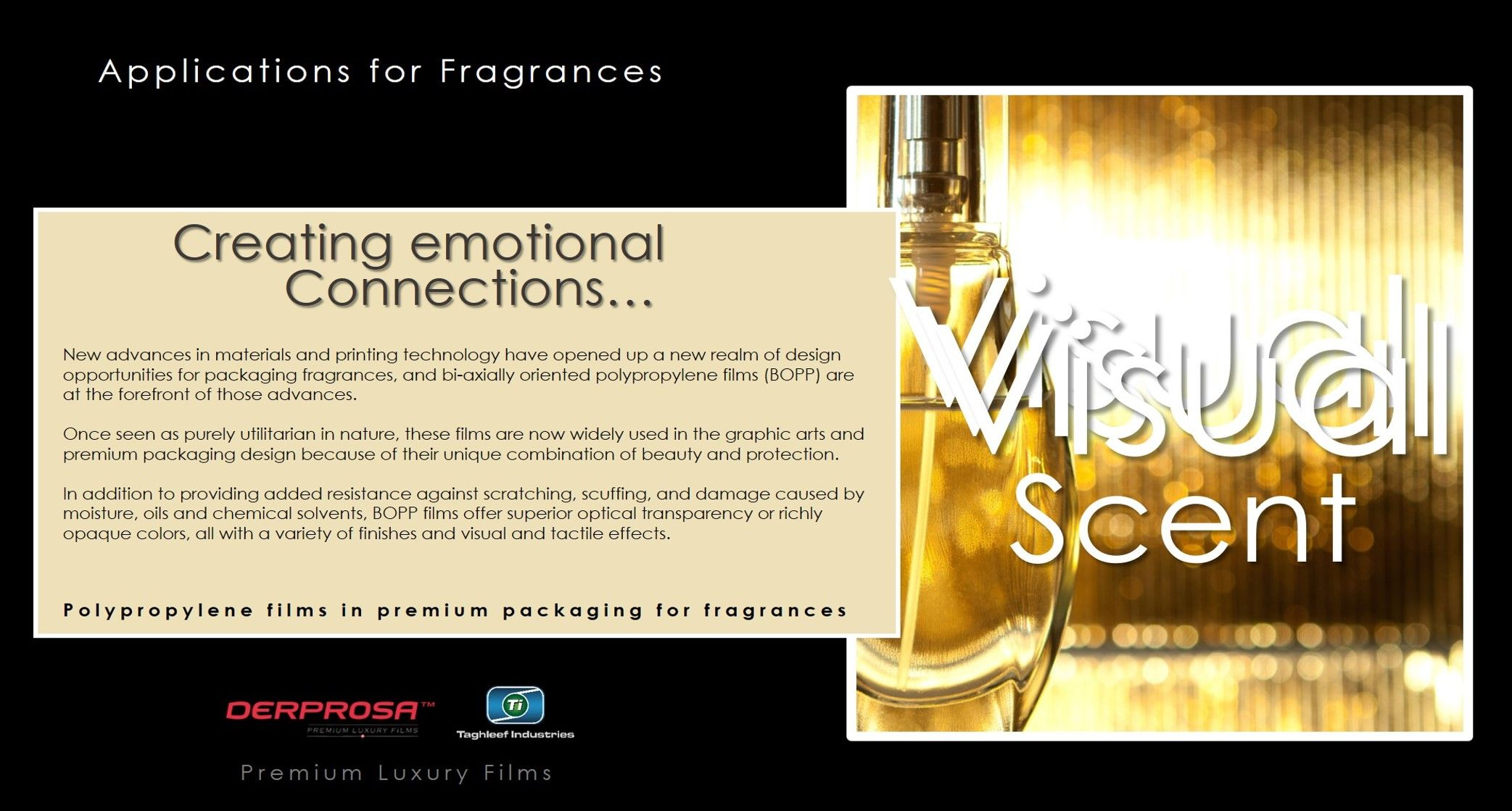 Explore the unique challenges of perfume packaging design
