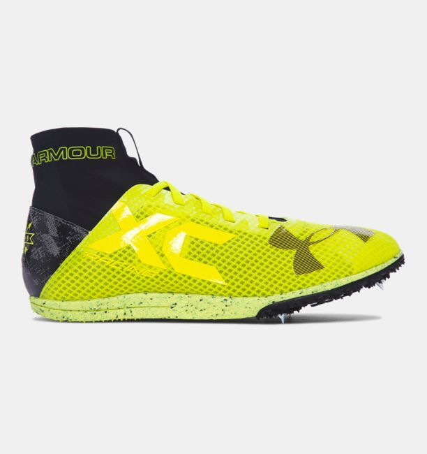 8c36ea5721 UA Charged Bandit XC Spike Running Shoes | Under Armour US ...
