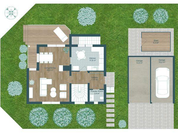 Cool Landscape Design Plans Backyard (+5) Pattern ...