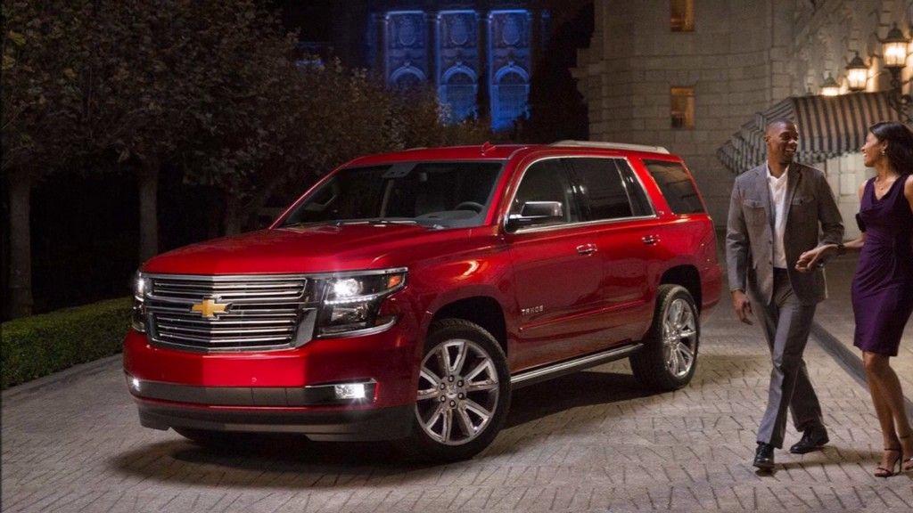 2018 Chevrolet Tahoe Diesel