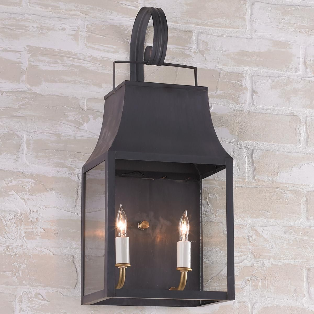 Anselda 15 High Bronze Outdoor Wall Light 6y484 Lamps Plus Outdoor Wall Lighting Wall Lights Outdoor Walls