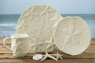 Calming Waters Dinnerware Set Found