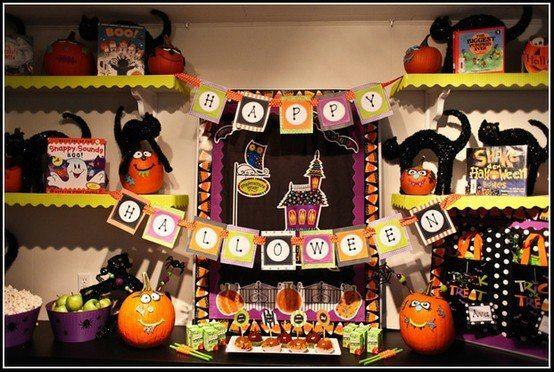 Pin by Jonna Villikka on halloween Pinterest - cute easy halloween decorations