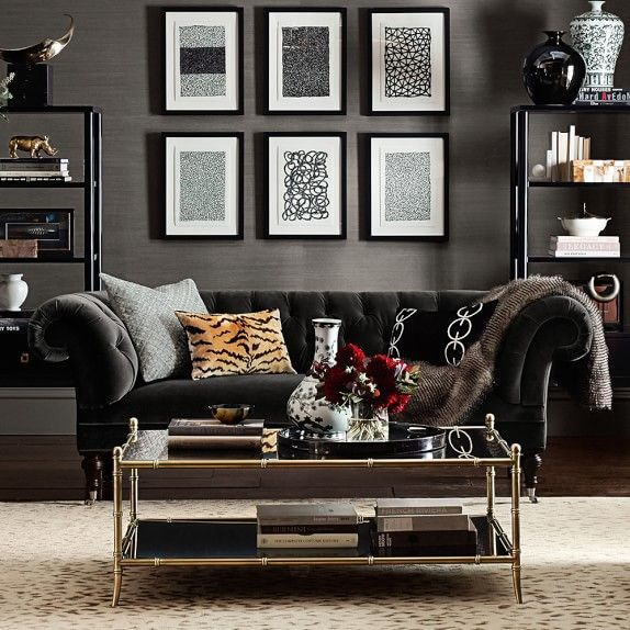 Tyler Coffee Table | Williams Sonoma