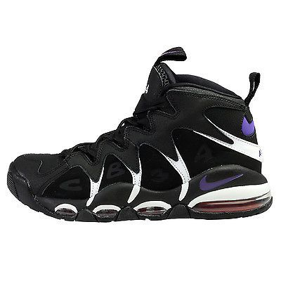 Nike Air Max CB34 Mens 414243-002 Black Purple Barkley Shoes Sneakers Size 10.5
