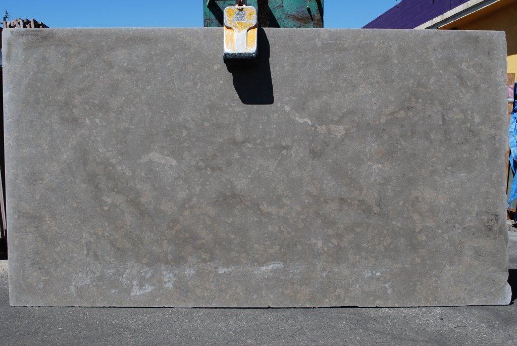 Lagos Azul Limestone Countertop Nova Blue Honed Slab