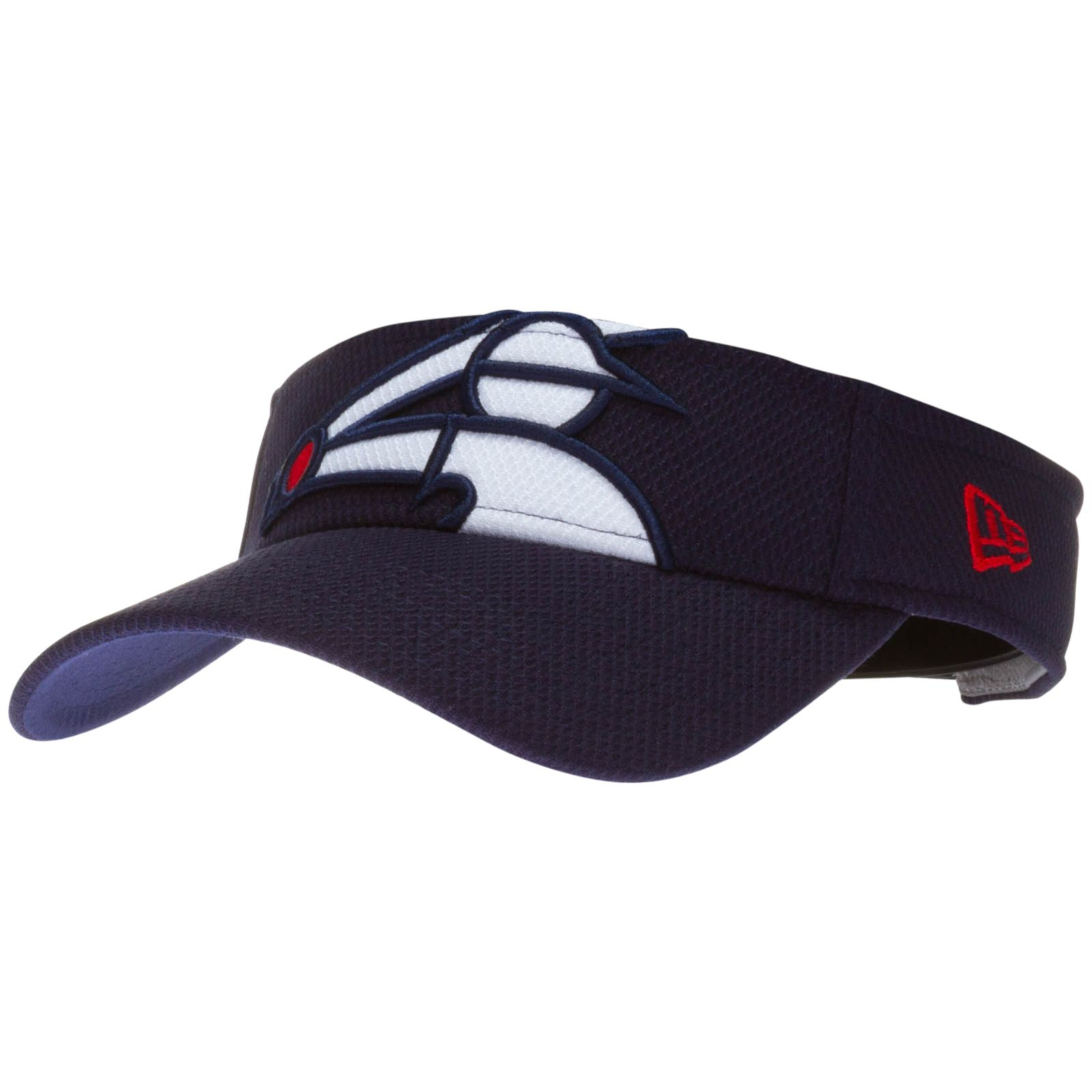 0b11275f0 Chicago White Sox Navy Half Batterman Visor by New Era #Chicago ...