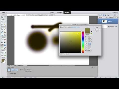 Learn adobe photoshop elements 15 cpe training tutorial course 6.