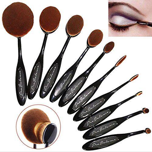 5ad39c7912cf Pin by Makeup Allure on Makeup Sets | Makeup brush set, Lip ...