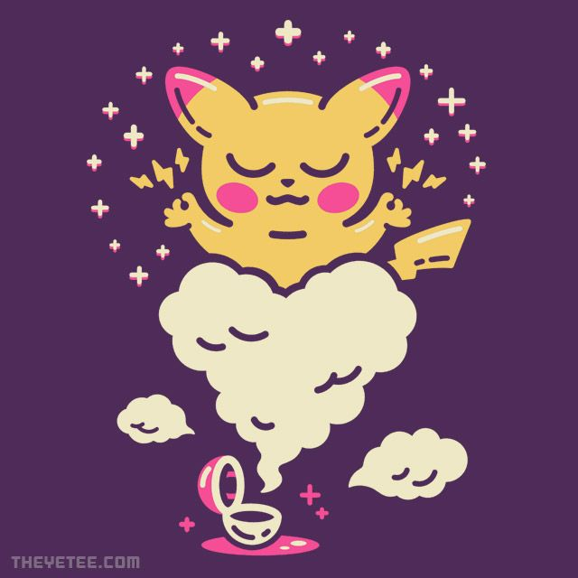 Electric Buddy By Minilla, today at The Yetee!
